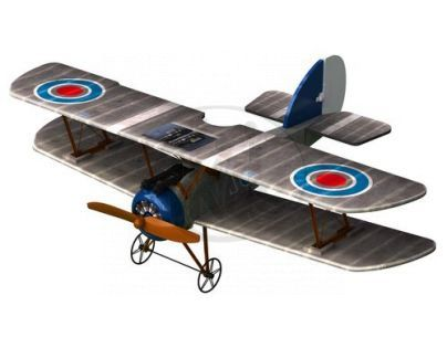 Silverit Letadlo X-Twin:R/C Sopwith Camel - Šedá
