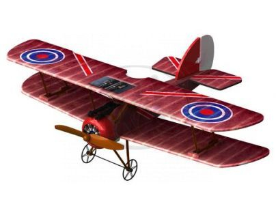 Silverit Letadlo X-Twin:R/C Sopwith Camel - Červená