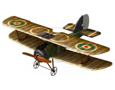 Silverit Letadlo X-Twin:R/C Sopwith Camel - Hnědá