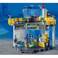 Letištní hala Playmobil