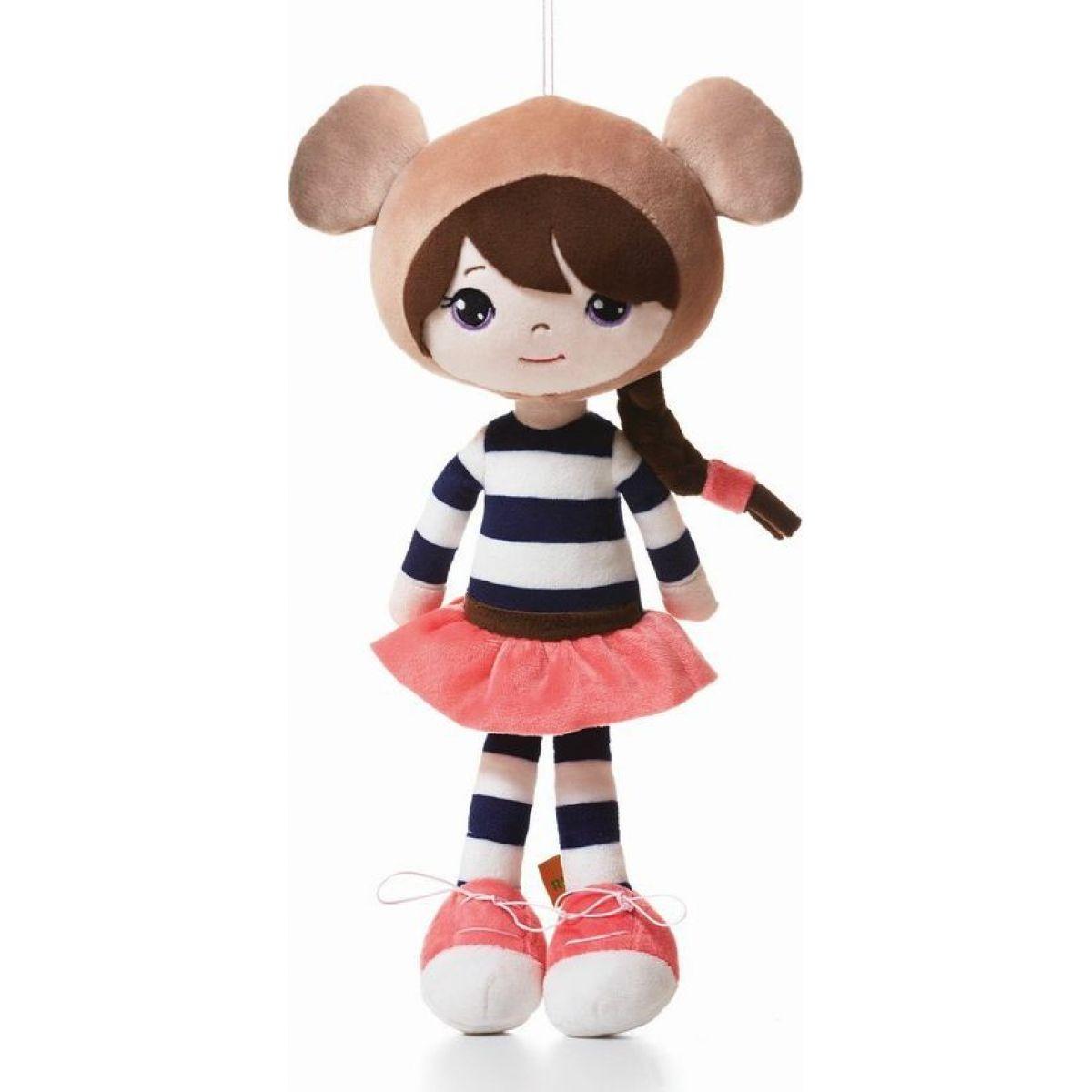 Levenya Nadine velká plyšová panenka 42 cm