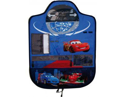 """Licence Only CAKFZ630 - Chránič sedadla s kapsami """"Cars"""""""