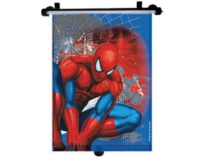 "Licence Only SMSAA110 - Roletka do auta ""Spiderman"" (1 ks) 41x49 cm"