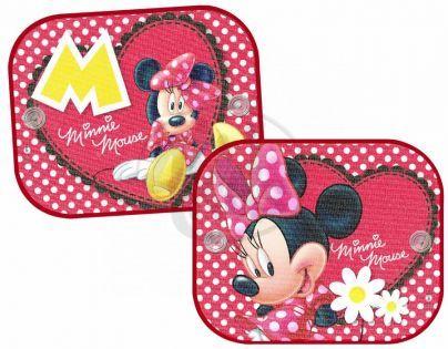 Licence Only Disney Stínítka do auta Minnie Mouse 2ks