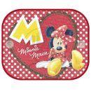 Licence Only Disney Stínítka do auta Minnie Mouse 2ks 2