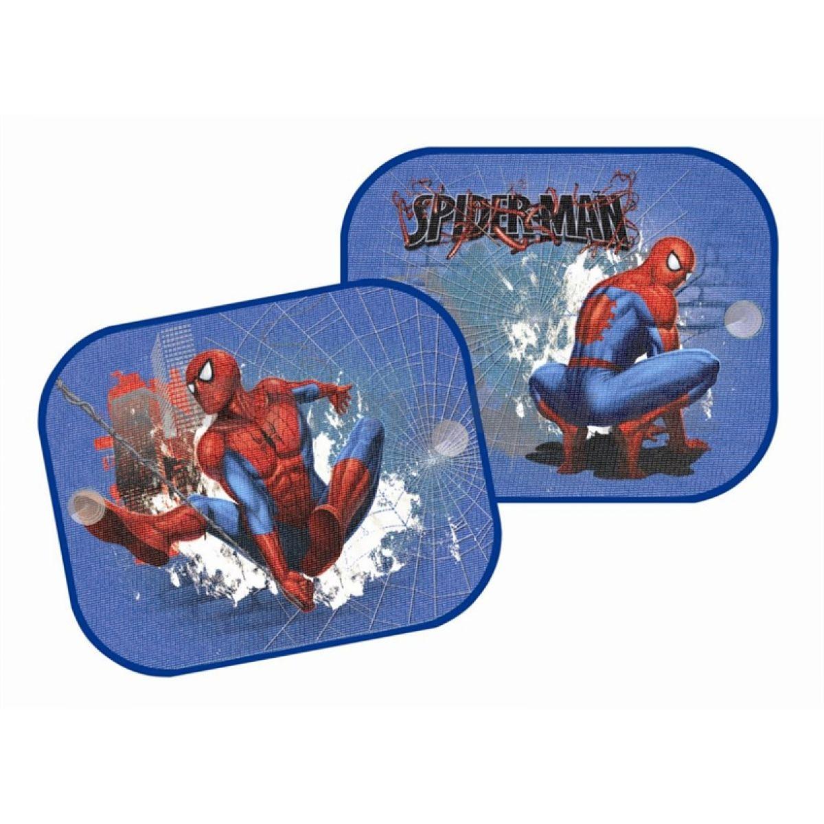 """Licence Only SMSAA010 - Stínítka do auta """"Spiderman"""" (pár)"""