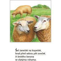 Fragment Lidová říkadla o zvířátkách Jiřina Lockerová 3