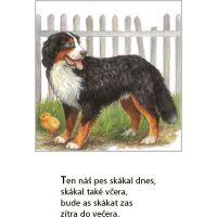 Fragment Lidová říkadla o zvířátkách Jiřina Lockerová 4