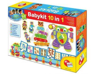 EPLine EP01297 - Baby genius baby 10v1 aktivity