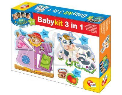 EPLine EP01296 - Baby genius baby 3v1 aktivity