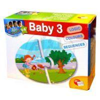 Baby genius baby skládačka 3v1 - Před a Po