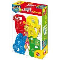 EP Line Baby genius Poznej tvary a barvy