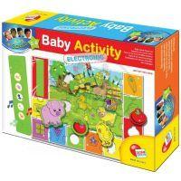 EPLine EP01301 - Baby genius zvířátka na farmě, se zvuky