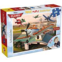 Lisciani Giochi Planes Maxi Puzzle 2v1 108 dílků