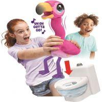 Little Live Pets Plameňák Gotta Go Flamingo 5
