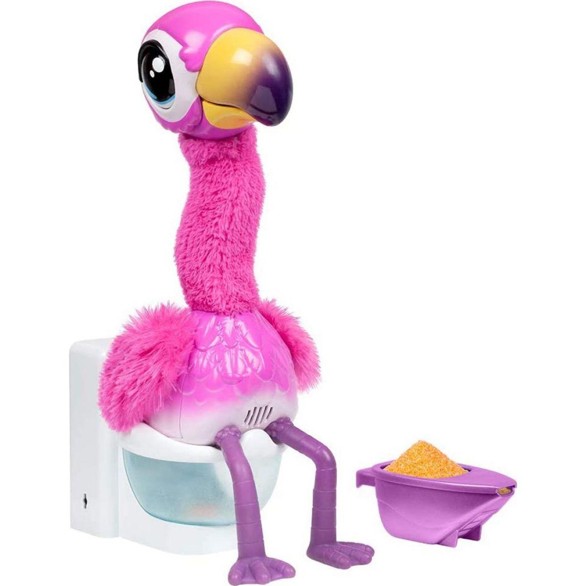 Little Live Pets Plameňák Gotta Go Flamingo