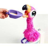Little Live Pets Plameňák Gotta Go Flamingo 3