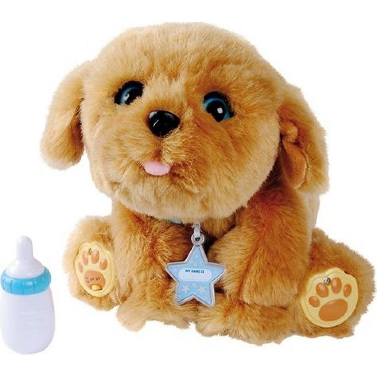 Little Live Pets Moje vysněné štěňátko Snuggles