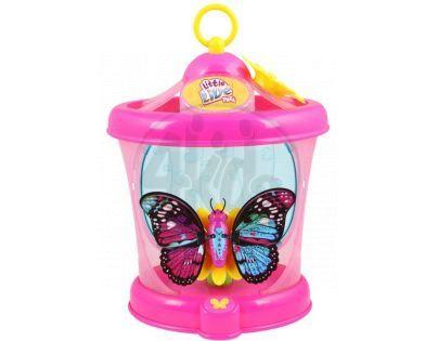 Little Live Pets Motýlí domeček - Fialový motýlek