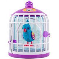 Little Live Pets Ptačí klec s ptáčkem - Funky Pírko