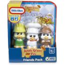 Little Tikes Apple Grove Pals 3 figurky - 171338 2