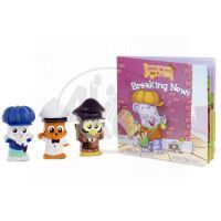 Little Tikes Apple Grove Pals 3 figurky - 171345