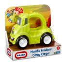 Little Tikes 636134 Auto s držadlem a zvuky zelené 3