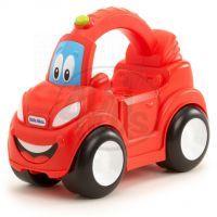 Little Tikes 636141 Auto s držadlem a zvuky červené
