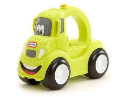 Little Tikes 636134 Auto s držadlem a zvuky zelené