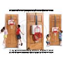 Little Tikes 622243 - Basketbalový set na dveře 2