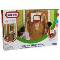 Little Tikes 622243 - Basketbalový set na dveře 4