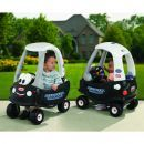 Little Tikes Cozy Coupe - policejní 4