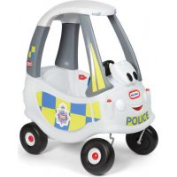 Little Tikes Cozy Coupe Police Response 2