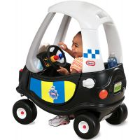 Little Tikes Cozy Coupe Policejní patrola 2