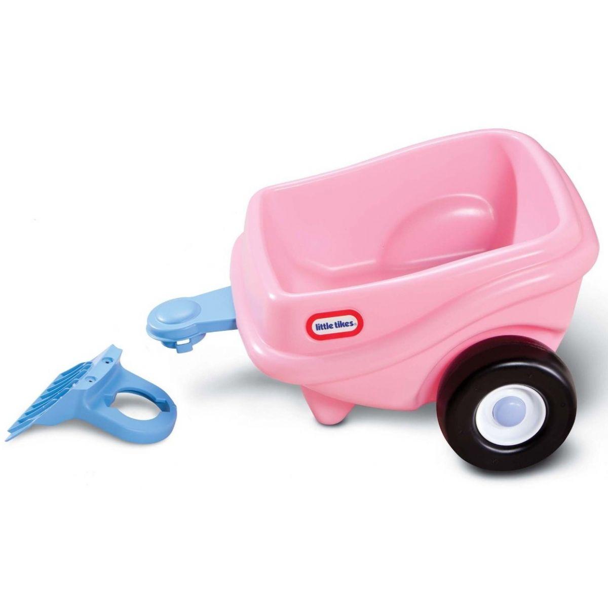 Little Tikes Přívěs ke Cozy Coupe - růžový