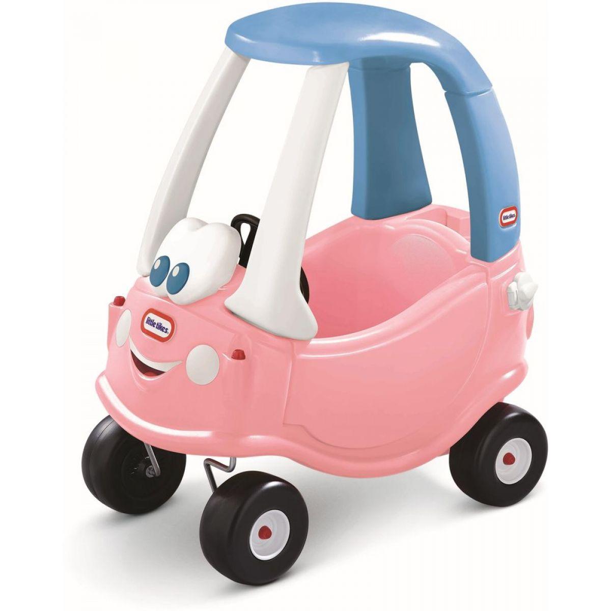 Little Tikes Cozy Coupe - růžové - Poškozený obal