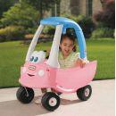 Little Tikes Cozy Coupe - růžové 2