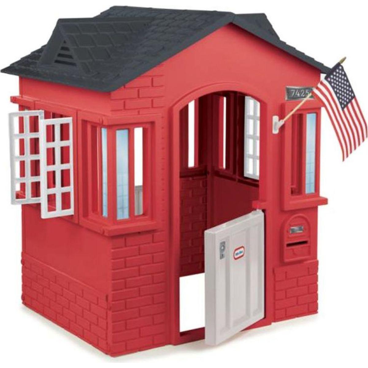 Little Tikes Domeček Cape Cottage Red