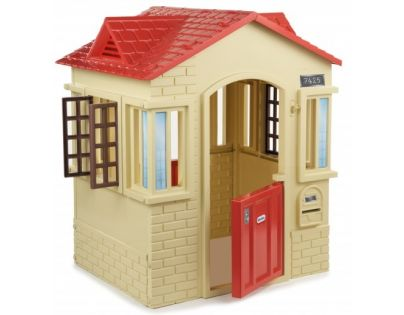Little Tikes Domeček Cape Cottage Tan