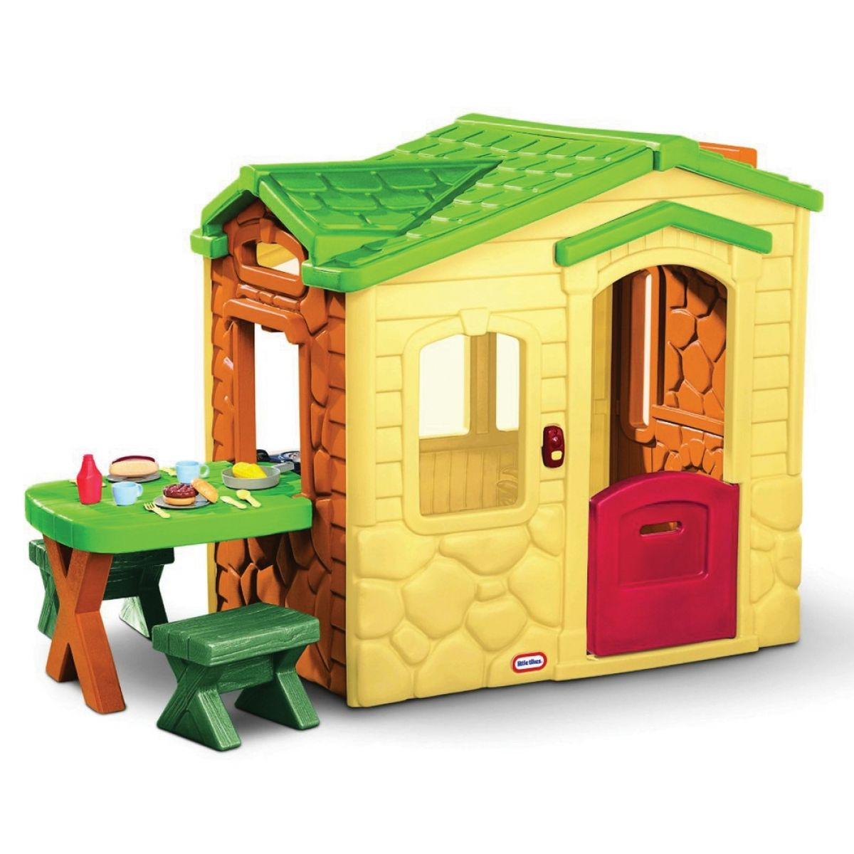 Little Tikes Piknikový domeček s terasou