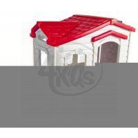 Little Tikes 484742E3 Domek s piknikovým stolkem - královské barvy