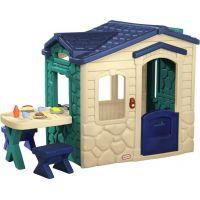 Little Tikes Domek s piknikovým stolkem - Džungle