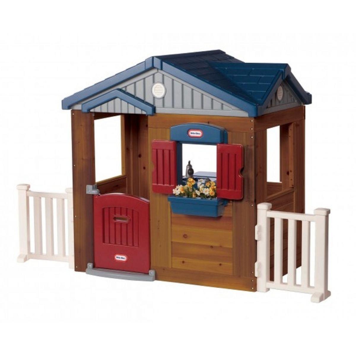 Little Tikes Dřevěný domeček Woodside Cottage