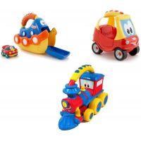 Little Tikes Handle Haulers Vozidlo s držadlem 608278E5 - Mašinka 4