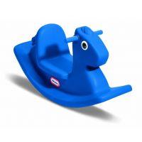 Little Tikes Houpací koník modrý 2