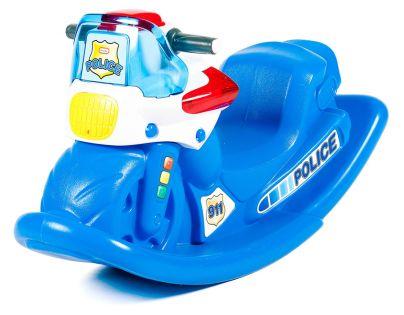 Little Tikes 1592  Houpací policejní motocykl