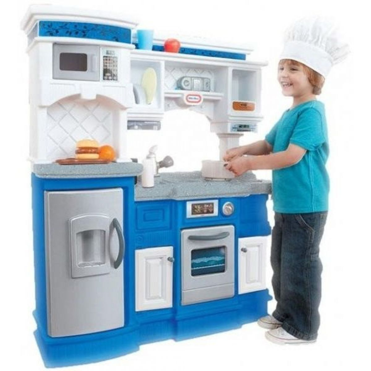 Little Tikes Kuchyňka Gourmet Prep N Serve