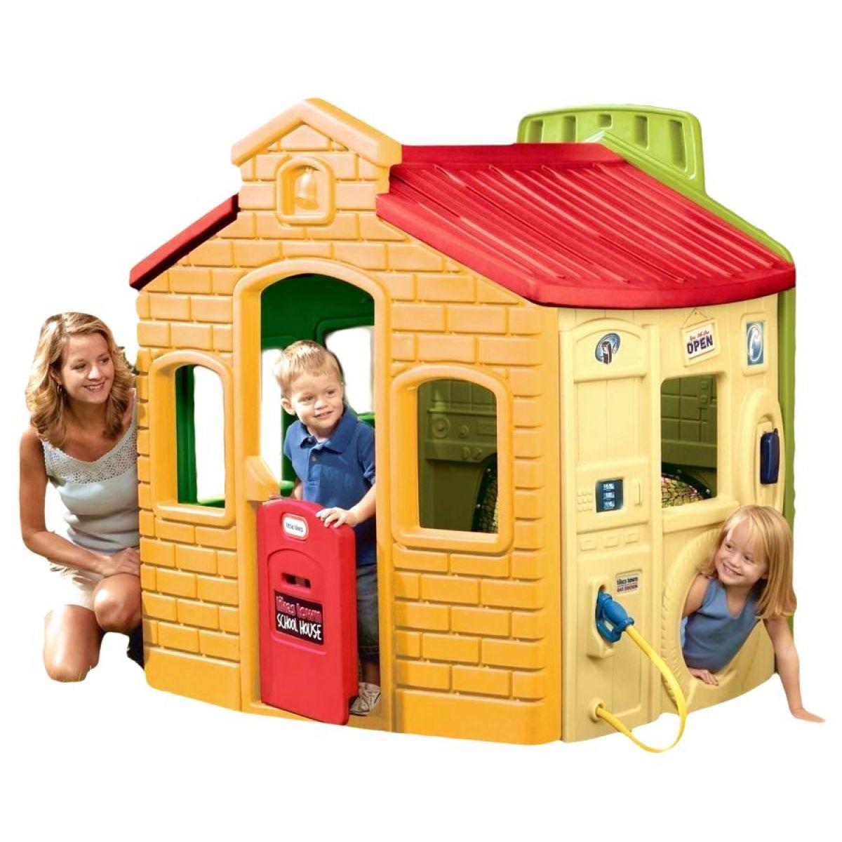 Little Tikes Městský domek na hraní Evergreen