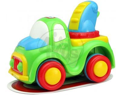Little Tikes Mini dopravní prostředky - Odtahový vůz
