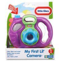 Little Tikes Můj první fotoaparát - Fialová 3